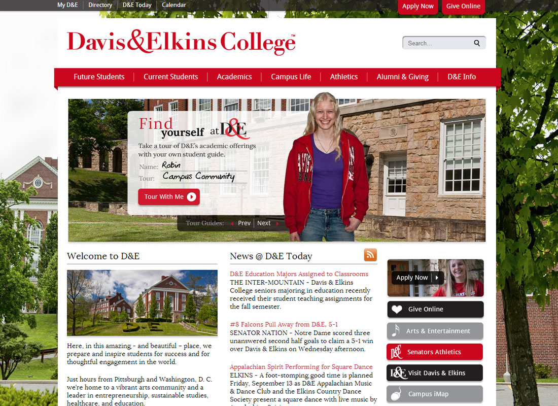 Websites On Colleges Written By Students?